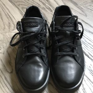 Geox Mens leather shoes